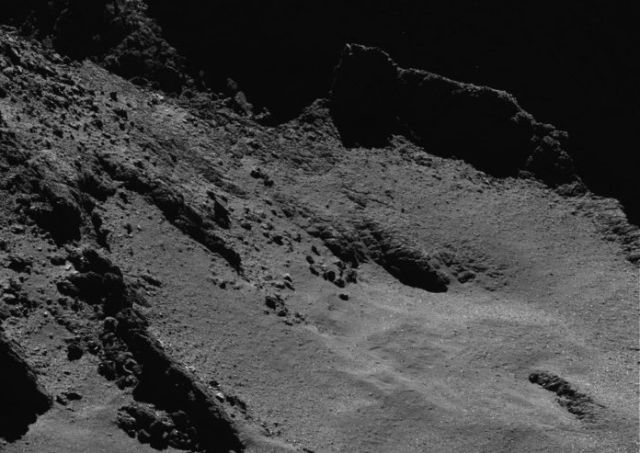 The Rosetta spacecraft will soon get too close to Comet 67P for comfort. In fact, it will crash into the comet.
