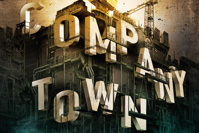 You want some weird futurism? Start reading Company Town