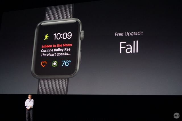 WWDC: WatchOS 3.0 Makes Apple Watch up to 7 Times Faster