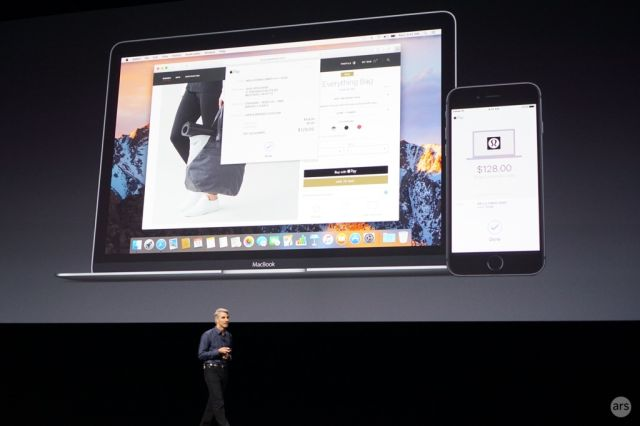 Apple Pay introduces website payments but punts on peer-to-peer money transfer