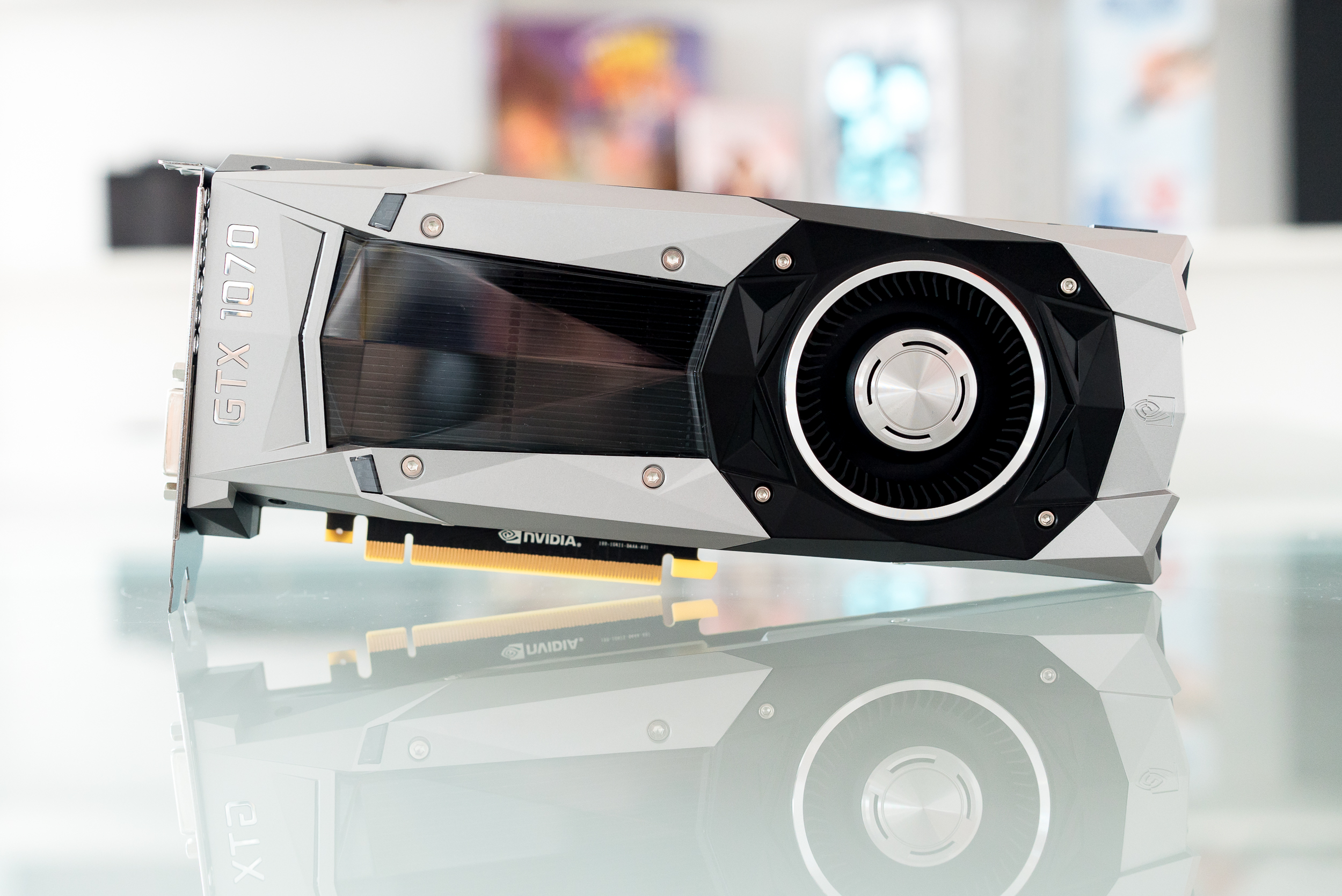 Nvidia GTX 1070 review: Faster than the Titan, at a more