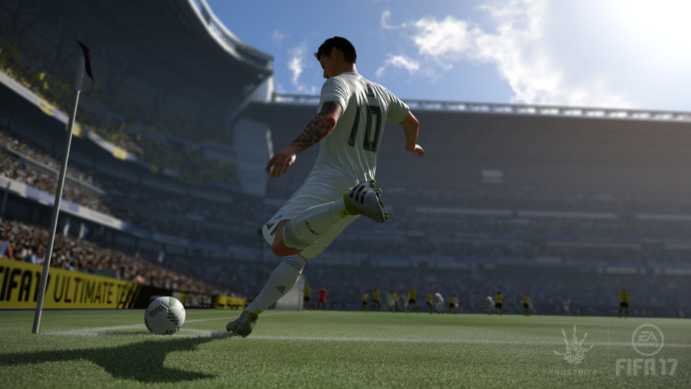"FIFA 17's ""The Journey"" brings story, cut-scenes to single-player career"