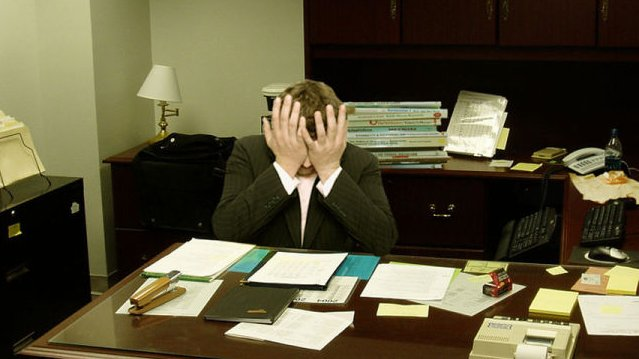 Here's why you might not want to make money decisions after a tough work day