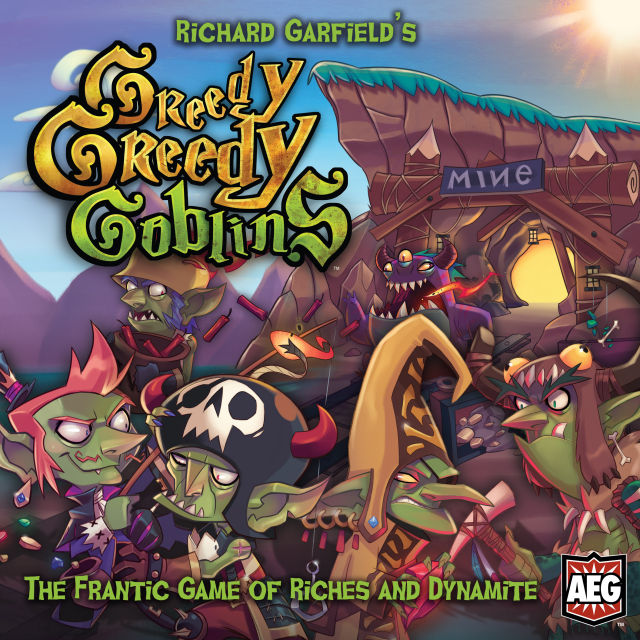 King Of Cars Game >> Review: Greedy, Greedy Goblins delves deep for chaotic board game fun | Ars Technica