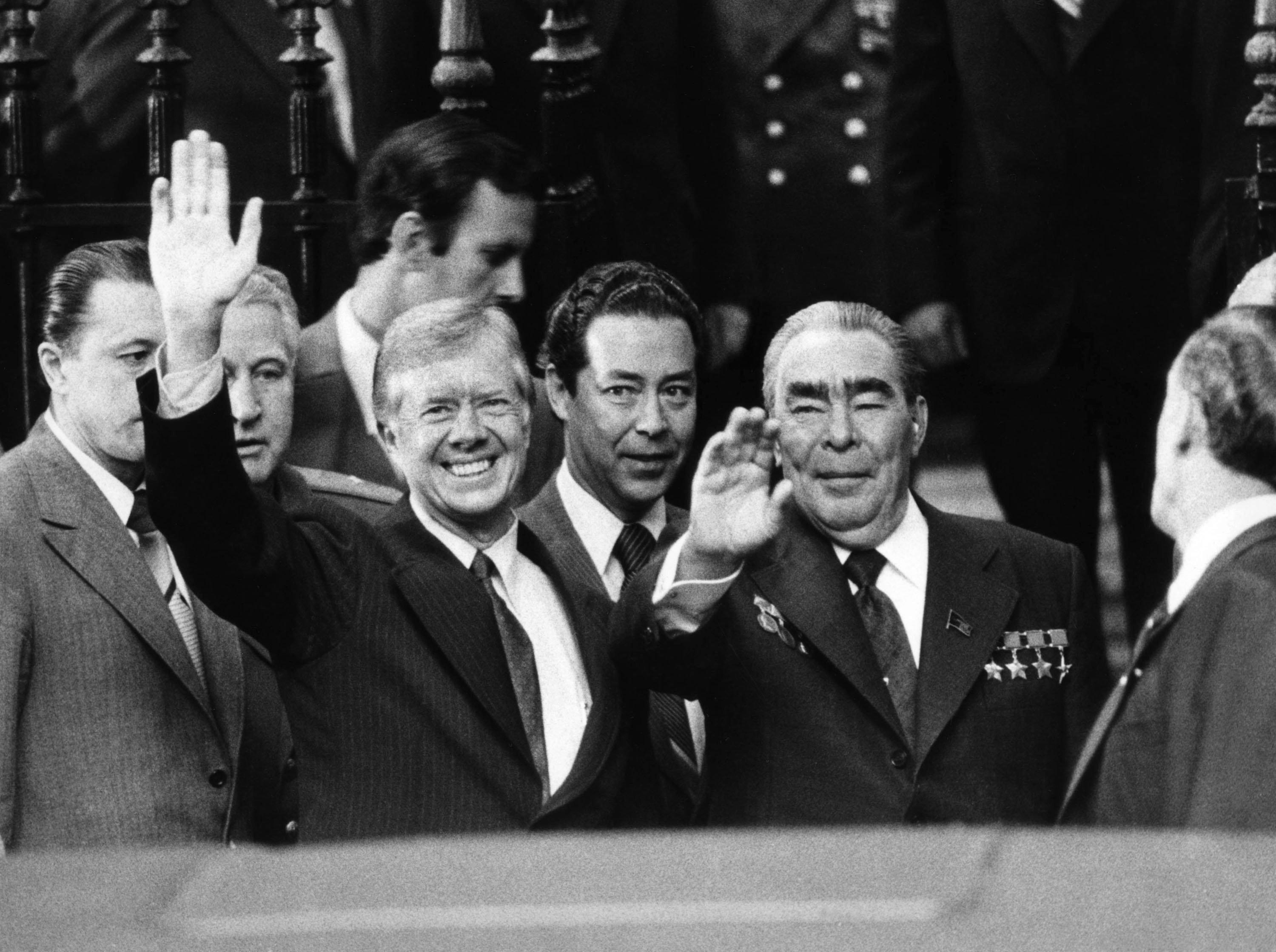 A Cold War Mystery Why Did Jimmy Carter Save The Space Shuttle