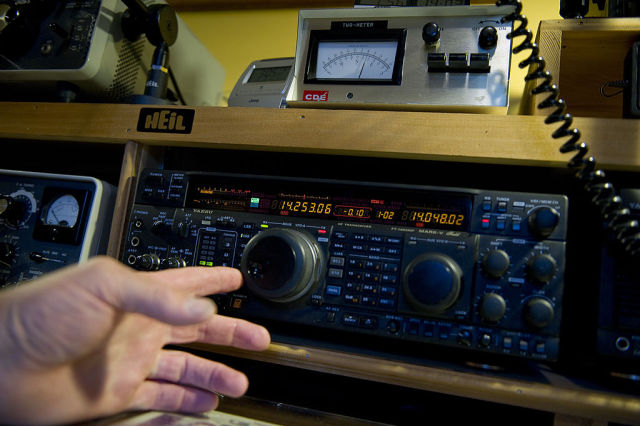 When everything else fails, amateur radio will still be there—and thriving
