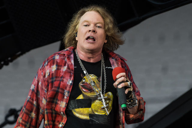Axl Rose tests the Streisand Effect by demanding Google removes fat photos