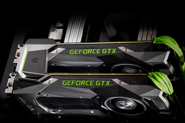 Bad news, rich people: You won't be able to use your GTX 1080 in 4-way SLI