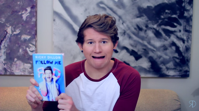 Youtubers Are Expanding Their Fanbases Using Books Youtube Ricky Dillon