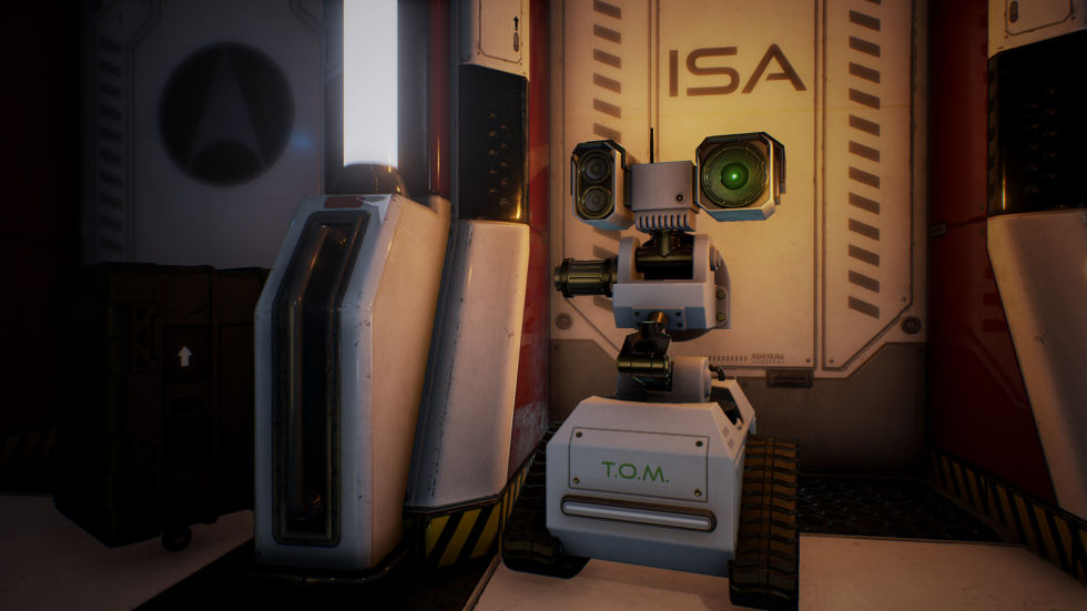 The Turing Test: A puzzle game that asks if machines can think