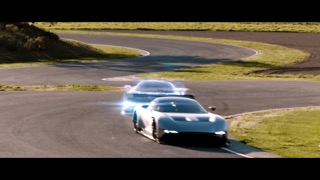 Two of the world's rarest hypercars compete in real life vs. sim battle