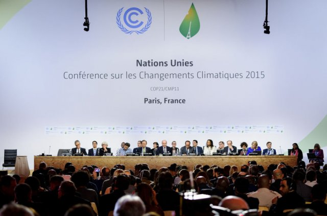 Paris climate agreement plans don't match Paris agreement goals