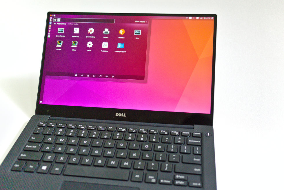 Behold, the latest in Linux out-of-the-box: Dell's XPS 13 Developer's Edition (2016).