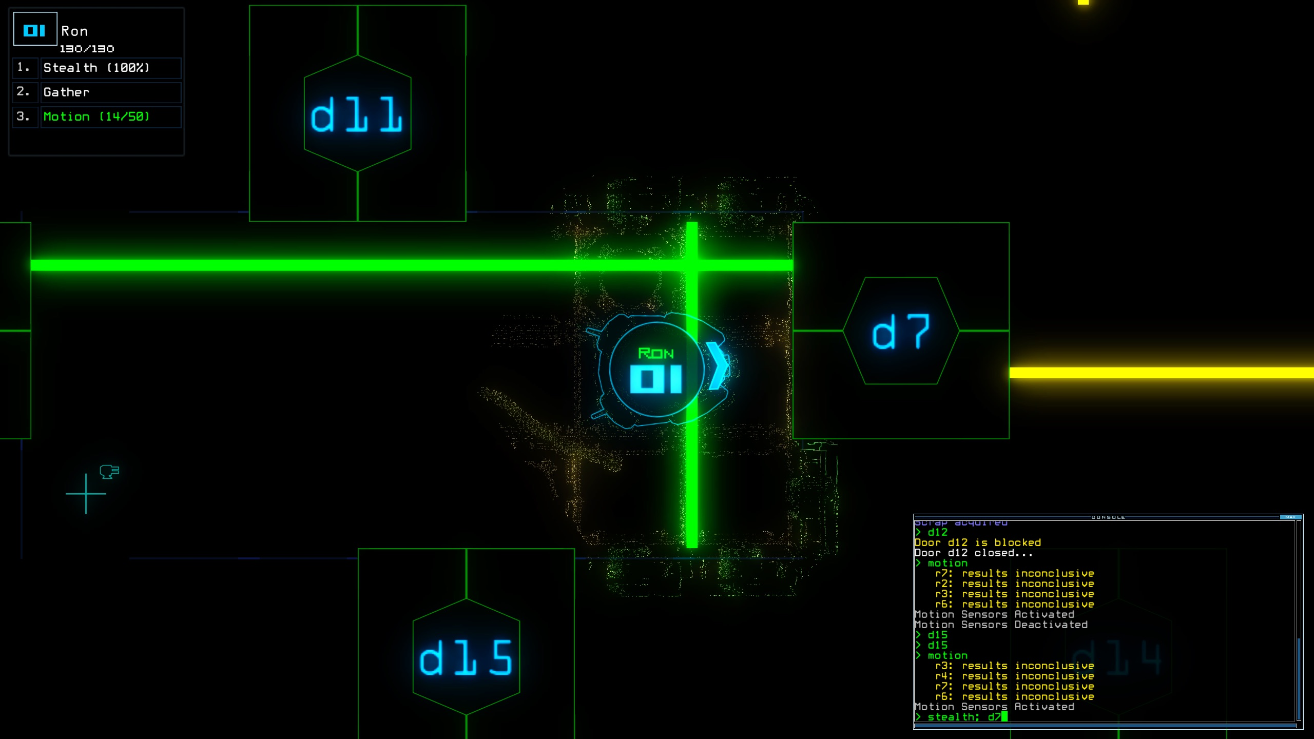 Duskers is spooky space exploration—with a command console | Ars