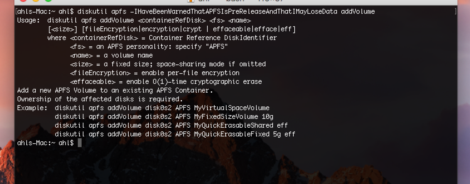 A ZFS developer's analysis of the good and bad in Apple's new APFS file system