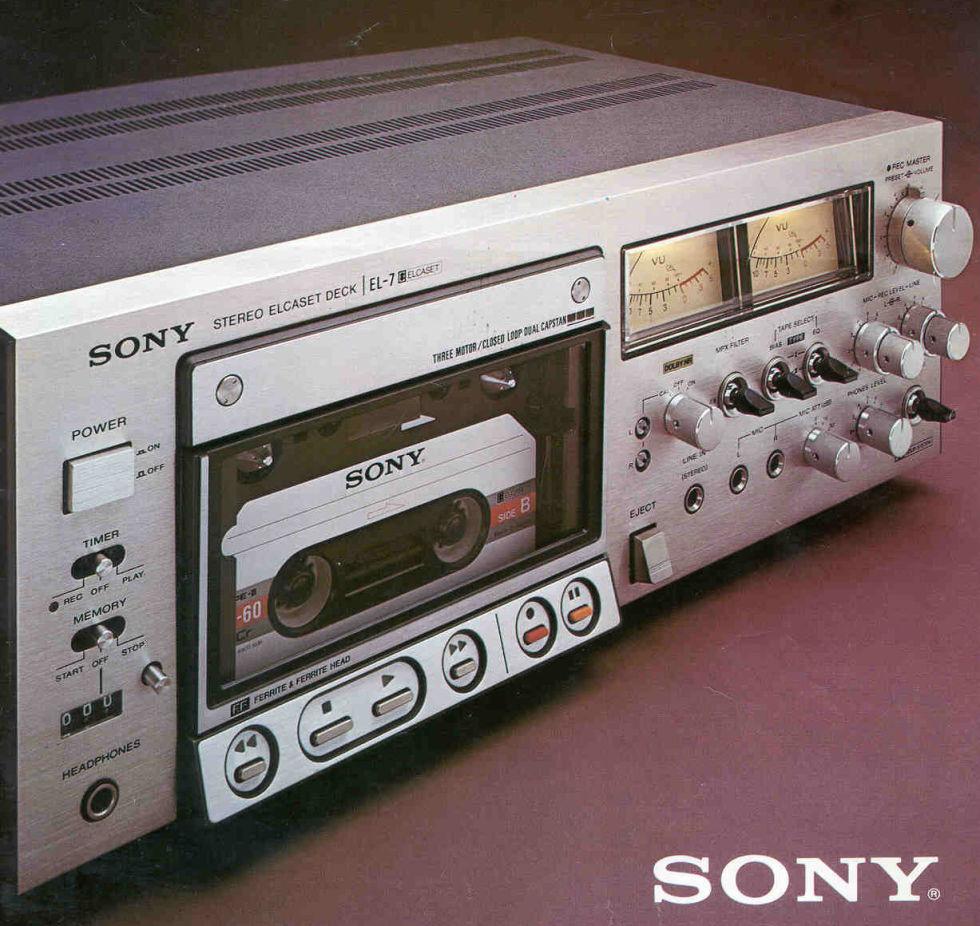 Forgotten audio formats: Elcaset
