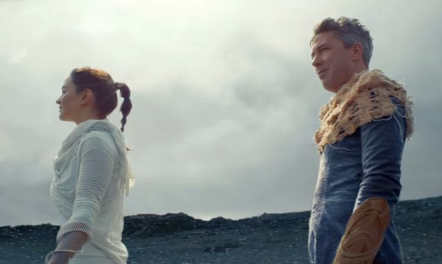 A still image from the movie Ambition.