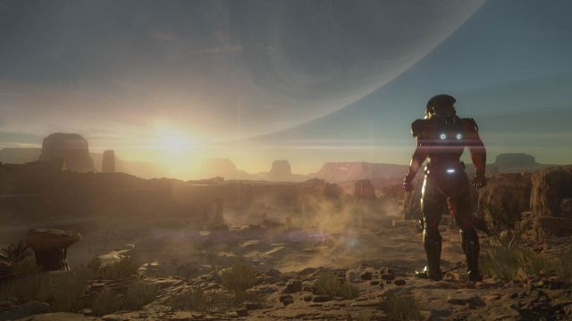 <em>Mass Effect Andromeda.</em>