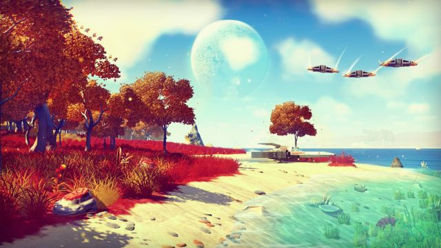 Trademark dispute with Sky broadcasting sought name change for No Man's Sky
