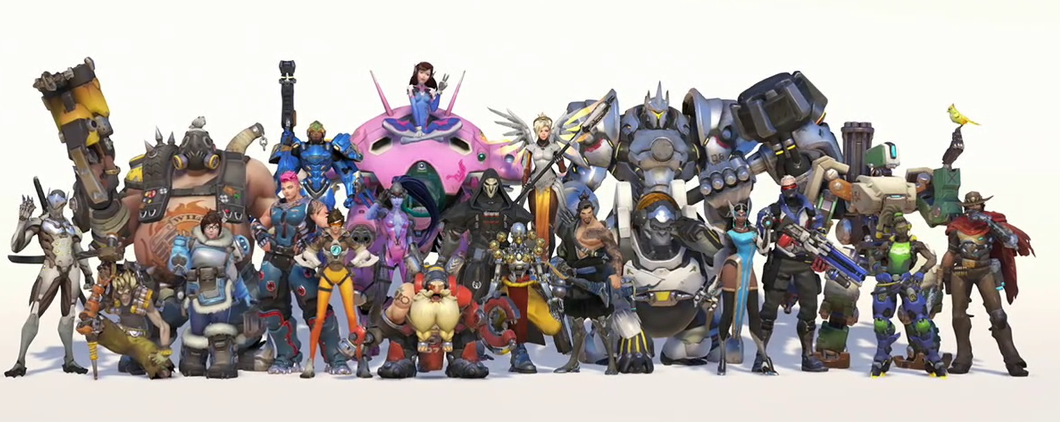 ars scientific ranking of the most fun overwatch characters ars