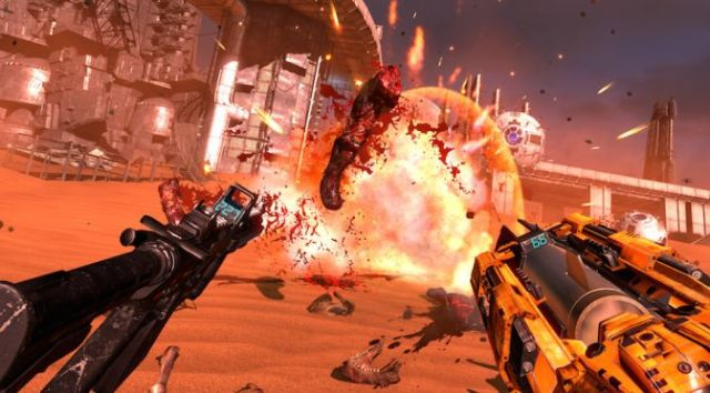 "<i>Serious Sam VR</i> developer CroTeam reportedly turned down ""a shitton of money"" offered to be a timed Oculus exclusive."