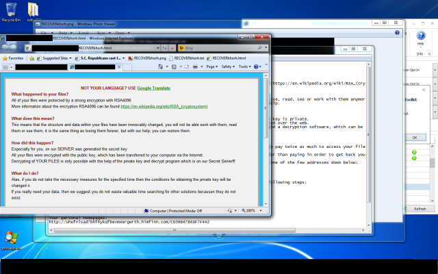 Protecting your PC from ransomware gets harder with EMET-evading exploit