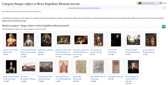 Digitising public domain images creates a new copyright, rules German court [Updated]