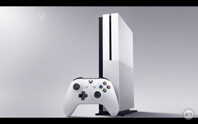 Slimmed down 2TB Xbox One S hits stores August 2 for $399 [Updated]