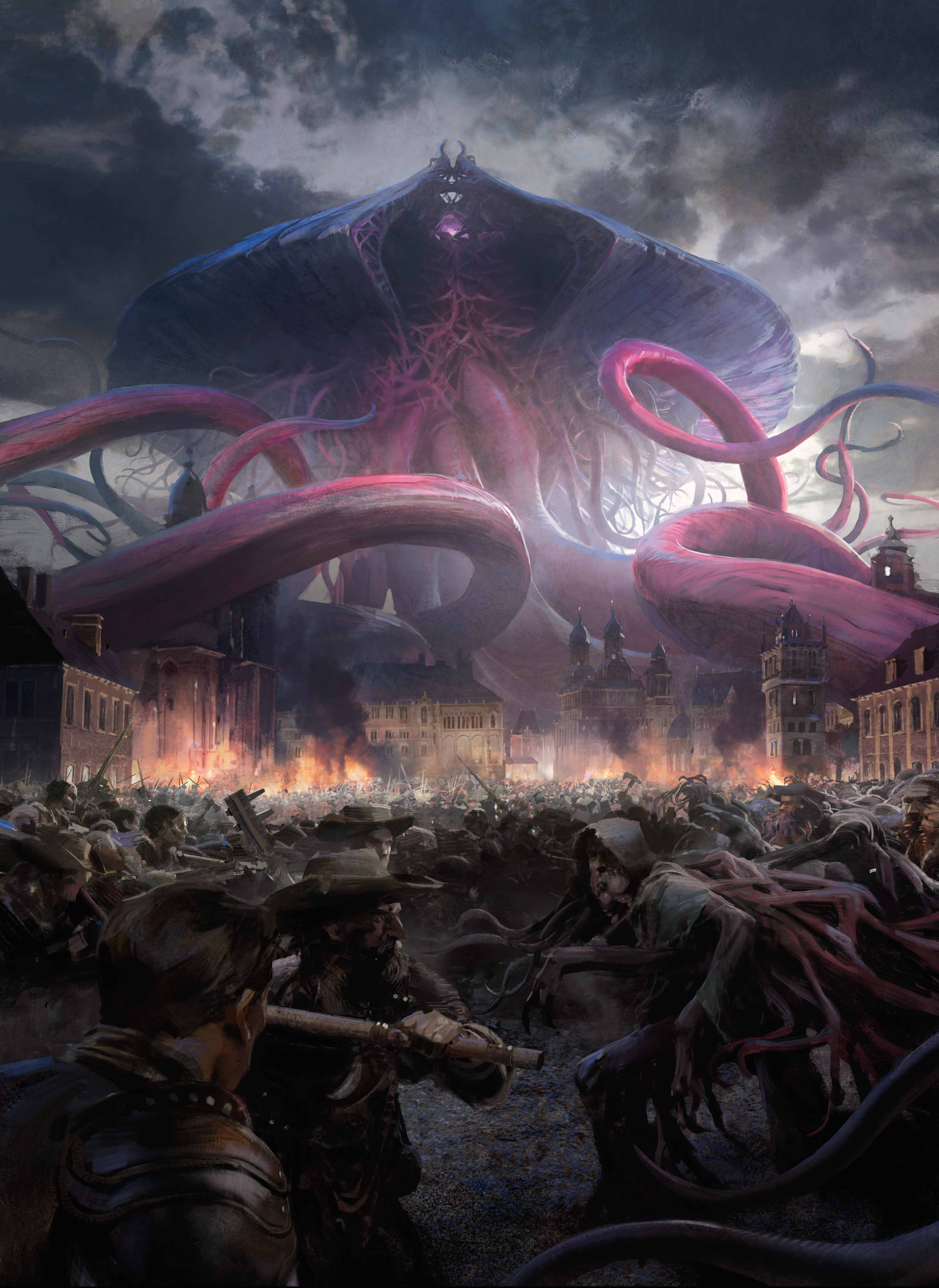 Eldritch Moon Review Well Damn Everything S Sprouted Tentacles