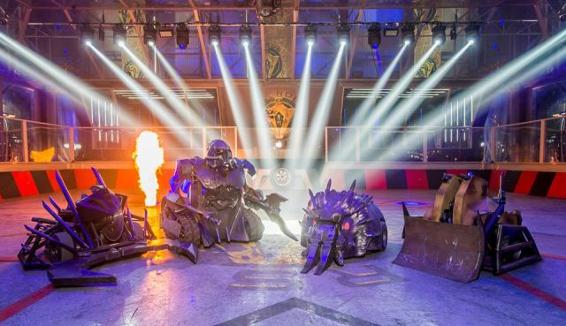 Robot Wars reboot review: It's like the last 12 years never happened