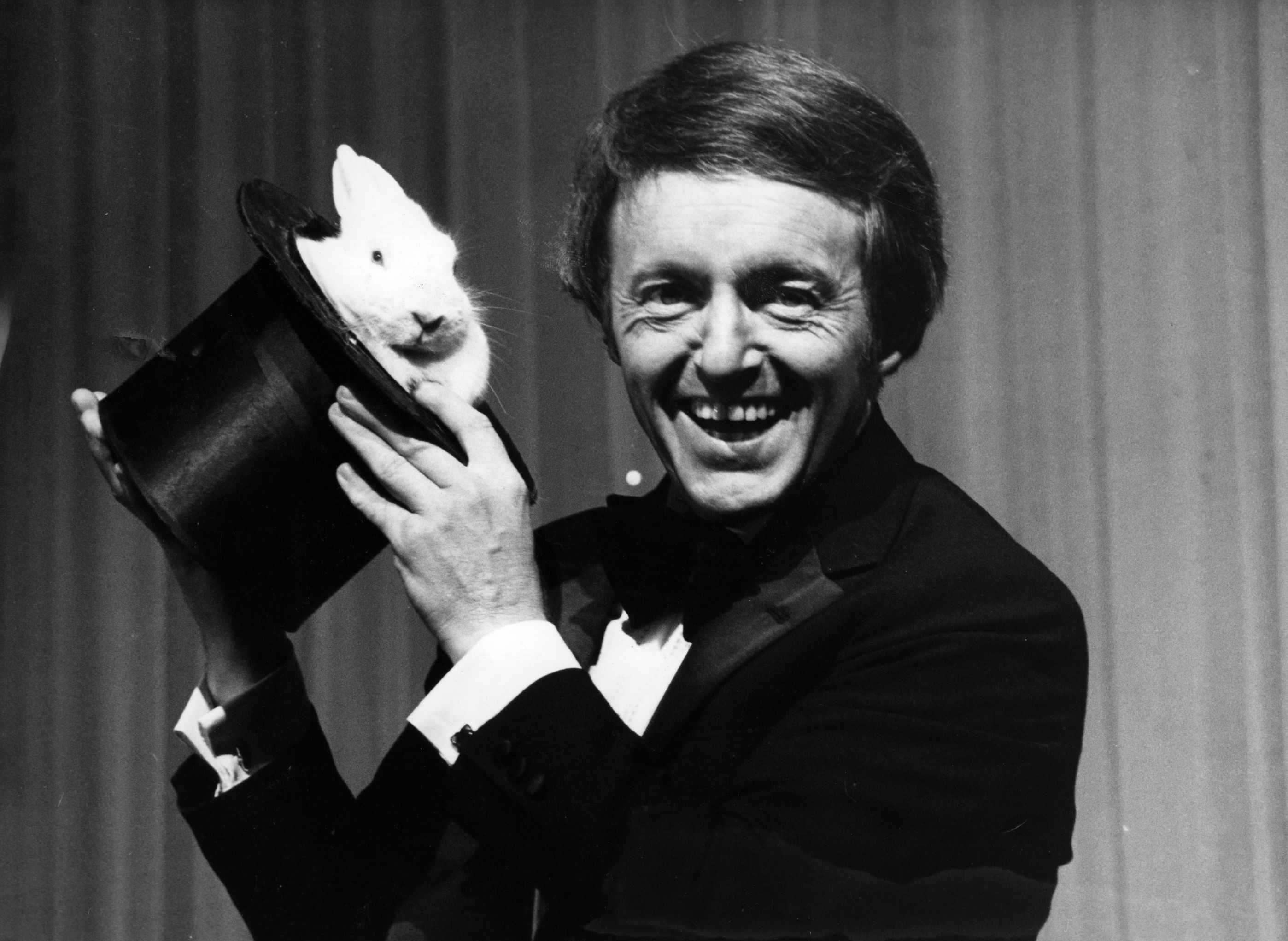 This sleight of hand is not as fun nor as harmless as 1980s British magician Paul Daniels.