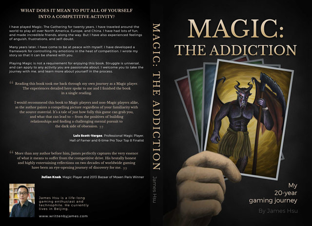 <em>Magic: The Addiction</em> by James Hsu.