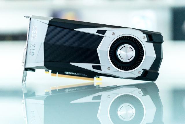 Nvidia's Pascal-based GTX 1060.