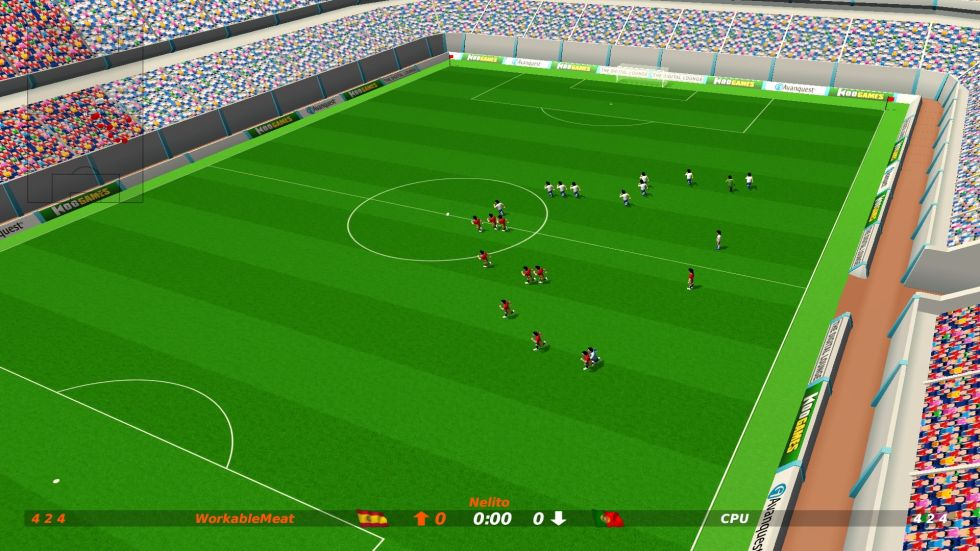 Kick Off Revival review: Why does this game even exist?
