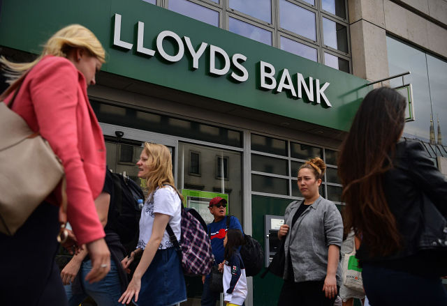 Lloyds Group's online banking software update snafu enrages customers