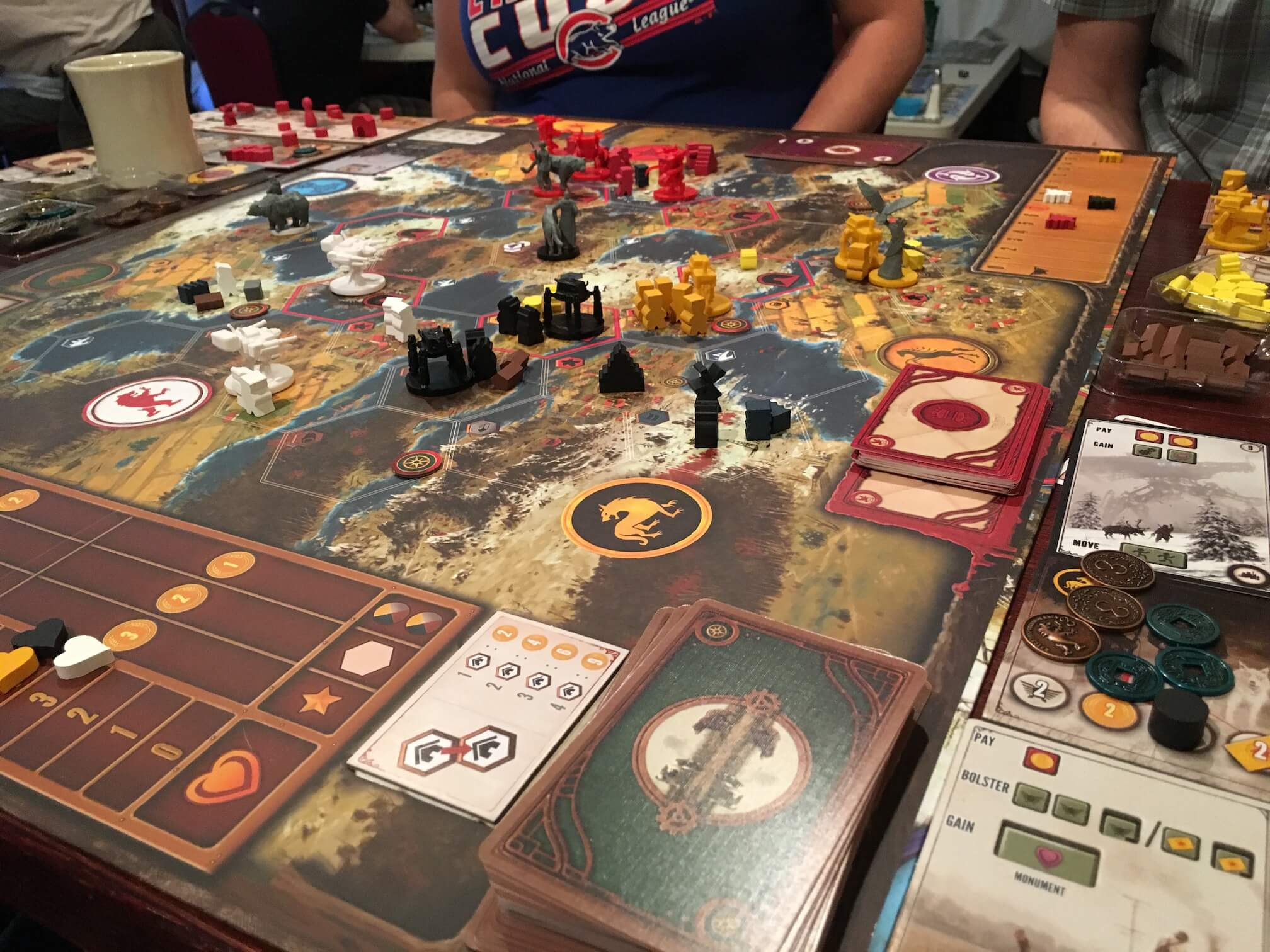Game On The Best Board Games Of 2016 Ars Technica