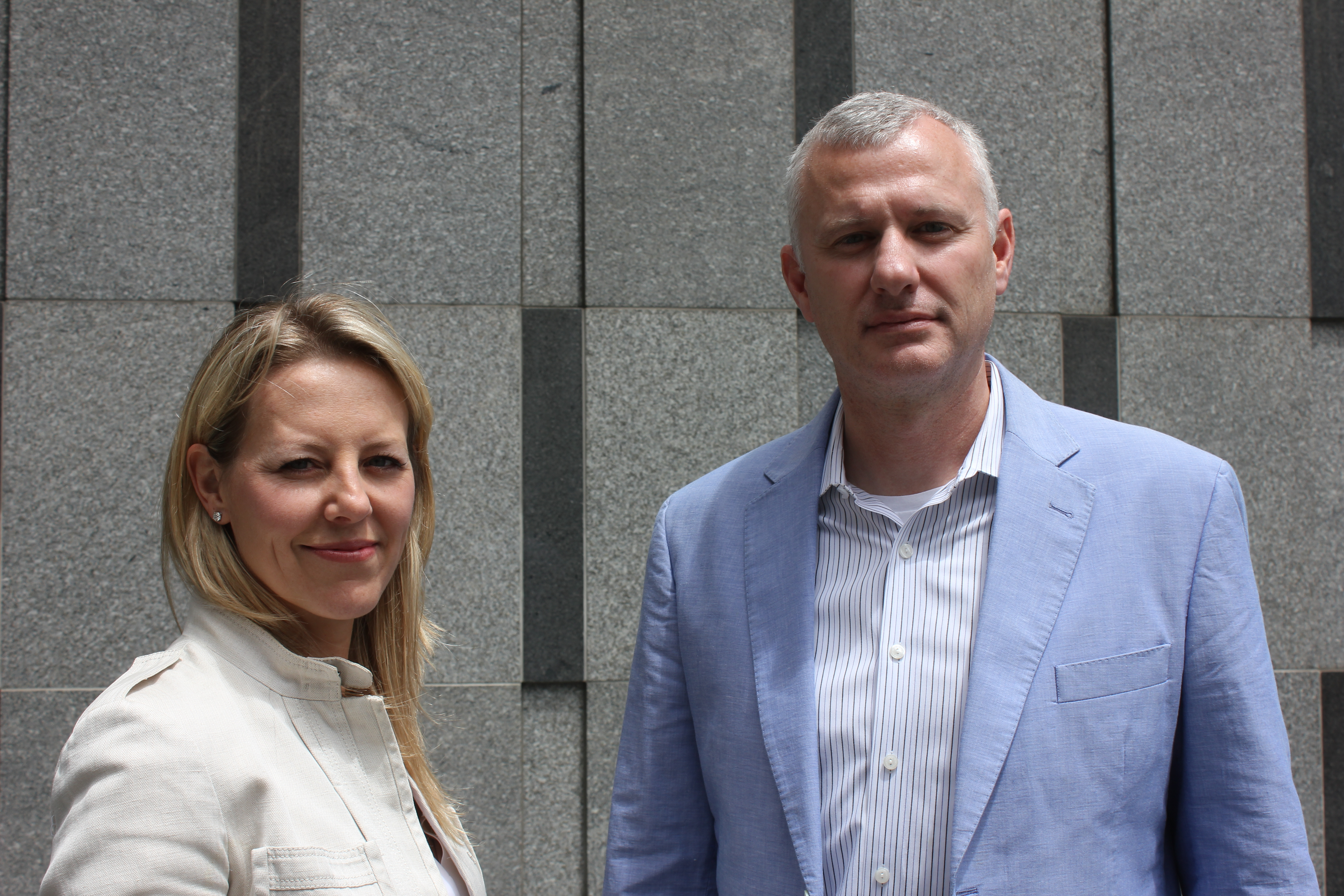 Kathryn Haun (left) and William Frentzen are assistant United States attorneys based in San Francisco.