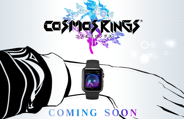 Square Enix teases Apple Watch role-playing game