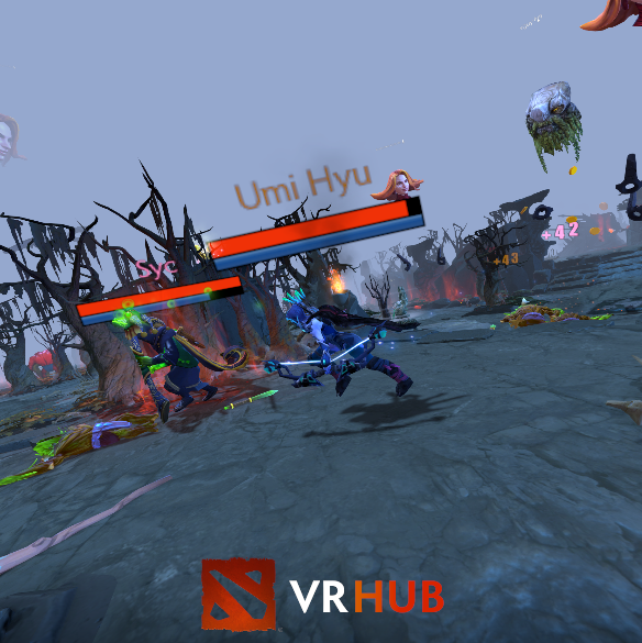Dota 2 releases full VR spectator suite—just in time for the