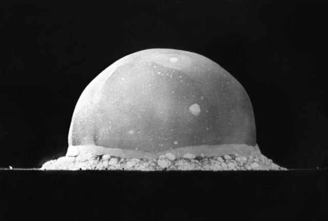 Reconstructing the first atomic bomb test from a chunk of scorched earth