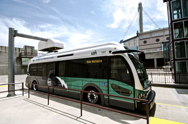 There S A New Patent Free Fast Charging System For Electric Buses