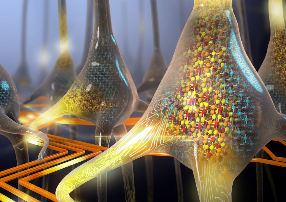 IBM creates world's first artificial phase-change neurons
