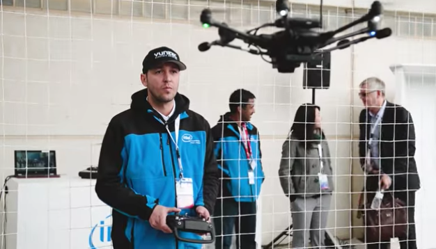AT&T drones are inspecting towers, may someday boost data rates