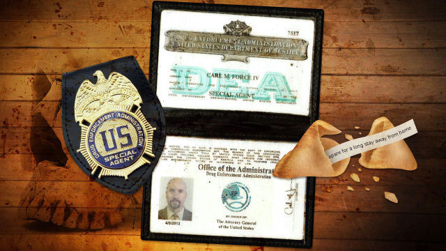 Stealing bitcoins with badges: How Silk Road's dirty cops got caught