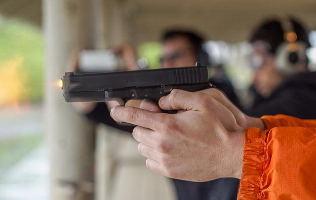 In wake of Dallas cop murders, stocks of guns, body cams jump [Update]