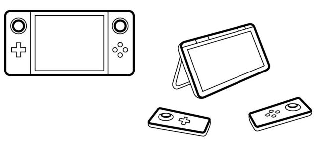 A rough concept image based on current rumors of the NX's design. We'll find out how close they are to true Thursday morning.