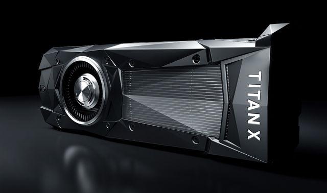 Nvidia unveils new GTX Titan X: 11 teraflops, 12GB GDDR5X, just $1,200