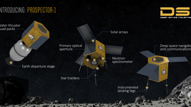 Mining firm plans launch to a deep space asteroid by the decade's end