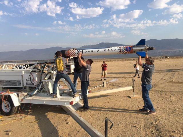Tiny rocket company aims for 100 launches a year—and it just might