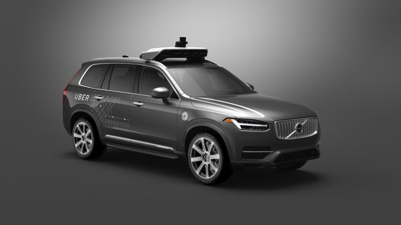 Uber, defiant, says it won't apply for an autonomous car permit in California [Updated]
